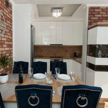 Rzepliński Projektowanie salonów i jadalni